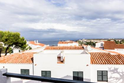 Apartment in Arenal d'en Castell with possibility of letting licence