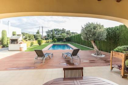 Villa with pool on sale in Trebaluger, Es Castell