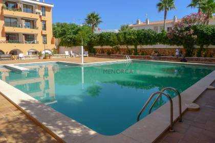 Apartment in area of calas fonts with swimming pool
