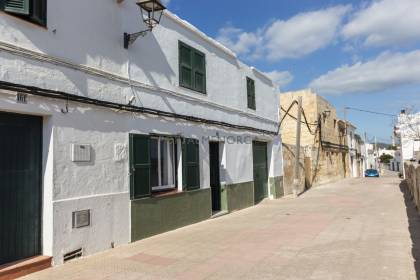 Townhouse with patio for sale in Es Migjorn Gran
