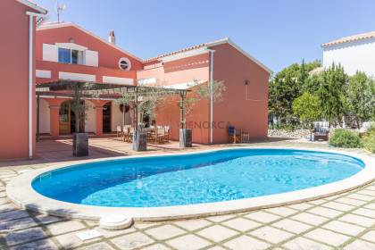Magnificent 6 bedroom house for sale in Es Canutells