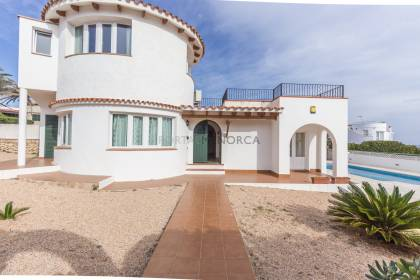 Villa with pool for sale in S'Algar