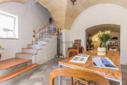Boutique hotel for sale in Menorca