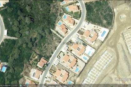Building plot in cala Llonga