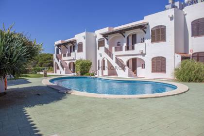 Apartment in Son Parc, Menorca. Two bedrooms.
