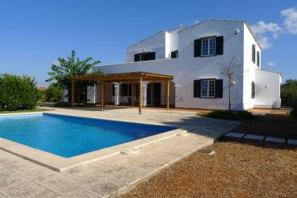 Country house with pool for sale in Llucmessanes
