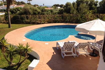 Villa with swimming pool in Binibeca Vell, Menorca