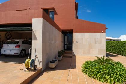 Contemporary design villa in Son Vilar, Menorca.