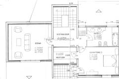 Blueprints Single-family house in the best area of Alaior, Menorca