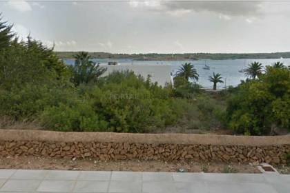 Plot of land in Fornells with sea views, Ses Vinyes, Menorca.