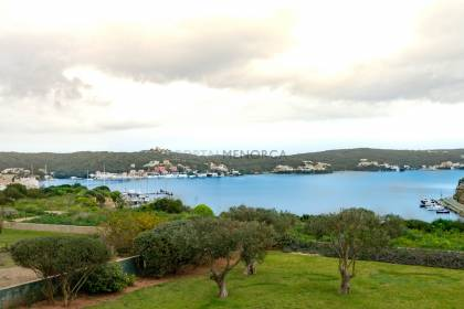 Apartment with the best view of the port of Mahon, Menorca.