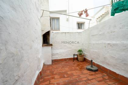Complete house to be renovated in the centre of Mahon, Menorca