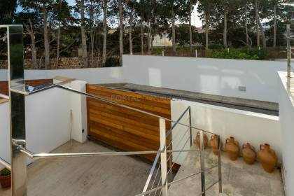 House with a swimming pool and garage in Sant Lluís, Menorca
