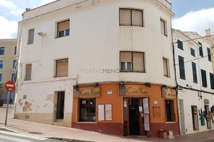 Commercial building for sale in Mahón, Menorca.
