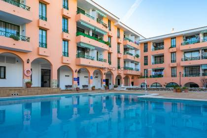 Apartment with pool and parking in Es Castell, Menorca