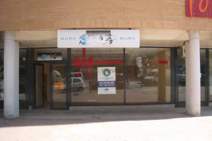 Commercial premises for rent in Mahon, Menorca