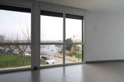 Apartment with sea views for sale in Cala Corb, Es Castell.