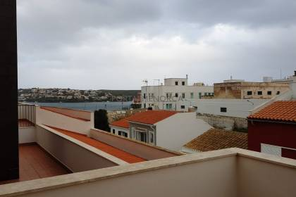 APARTMENT with views to the sea for sale in Es Castell.