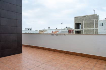 APARTMENT with views to the sea in Es Castell. Menorca