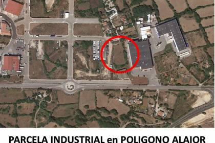 Plot industrial in Alaior