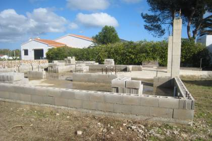 PLOT with license to build housing in Sant LLuis, MENORCA