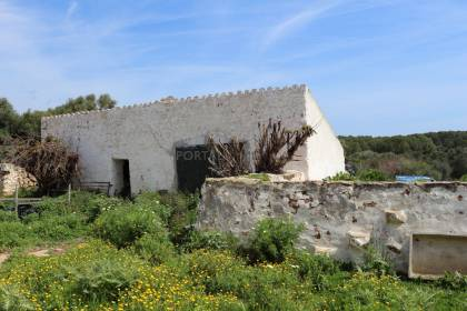 Rural property of 78 hectares in Minorca