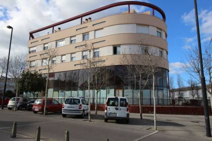 Minorca, commercial property on sale on Plaza Biosfera square, Mahon.