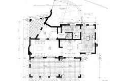 Blueprints COUNTRY HOUSE WITH POOL