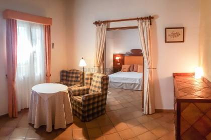 HOTEL offering inland tourism and a HOUSE, San Luis, Menorca