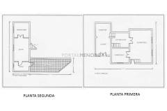 Blueprints House with a large terrace in the centre of Mahón, Menorca