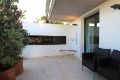 Luxury House in San Antonio, port of Mahon. Menorca.