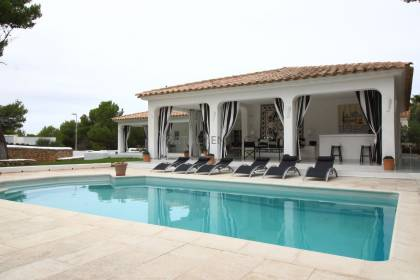 Detached villa in Son Parc, Menorca