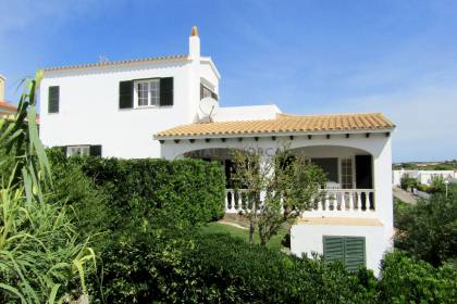 Villa with tourist license in the port of Mahon, Menorca.