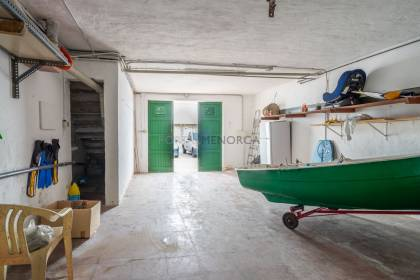 Apartment in the typical fishing village of Es Grau