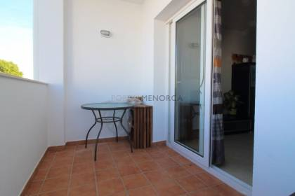 Apartment on 1st floor with parking in Es Castell, Menorca.