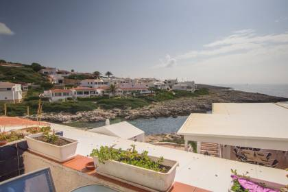 Apartment with sea view for sale in Cala Torret