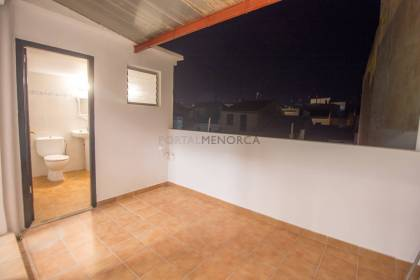 Renovated flat for sale in the center of Mahón