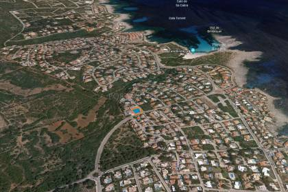 Plot of land for sale in Binibeca Nou