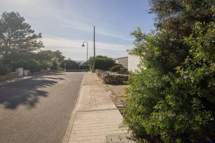 Plot of land for sale in Binibeca Vell