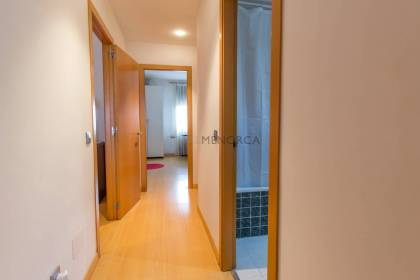 Apartment with elevator for sale in Mahón with parking and storage room