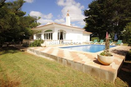 Villa for sale near Binibeca Beach, Sant Lluís