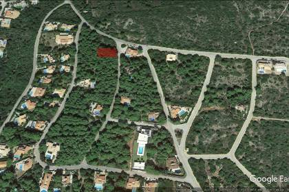 Urban plot of land for sale in S'Atalaia, Sant Lluis