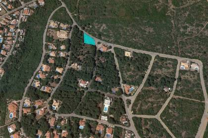 Plot of land located in a corner for sale in S'Atalaia, Sant Lluis