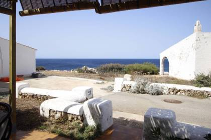 Villa for sale in Binibeca Vell with community swimming pool