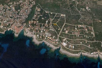 Plot of land for sale in Torret de Baix, on Menorca's south coast