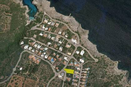 Plot of land for sale in Binidali