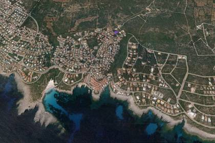 Plot of land for sale in the upper area of Binibeca, Menorca