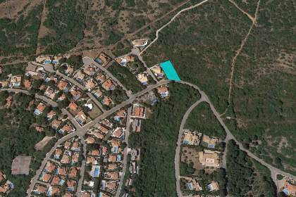 Plot for sale in Binibeca Nou, Sant Lluís, located in a very quiet area