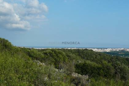 Building plot of land for sale in Serra Morena, Mahón