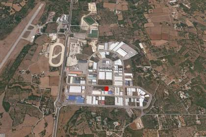 Industrial plot of land for sale in Sant Lluis commercial area